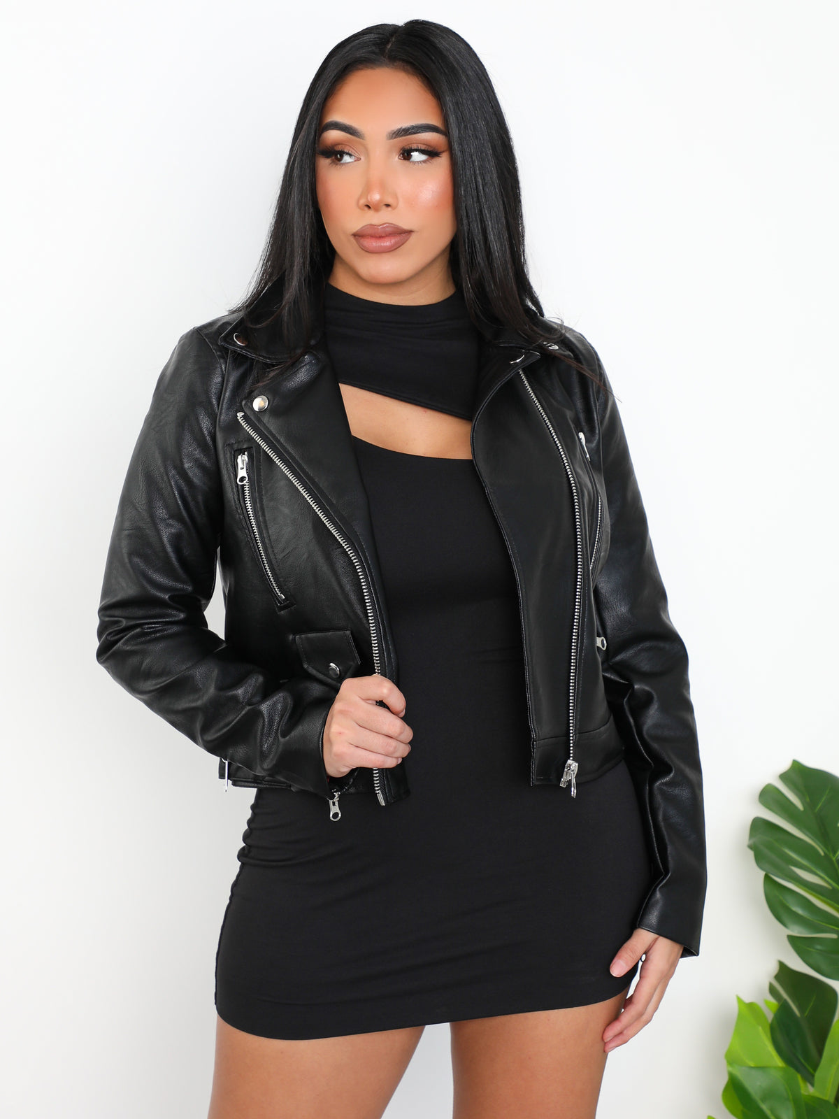 Kylee Jacket (Black)