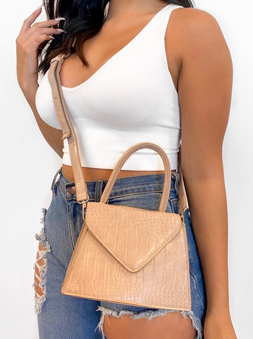 Holly Bag (Blush)