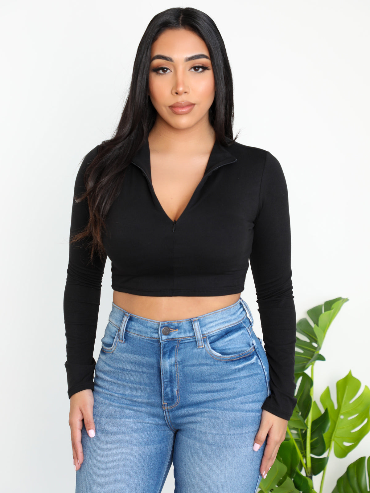 Ariel Reversible Top (Black)
