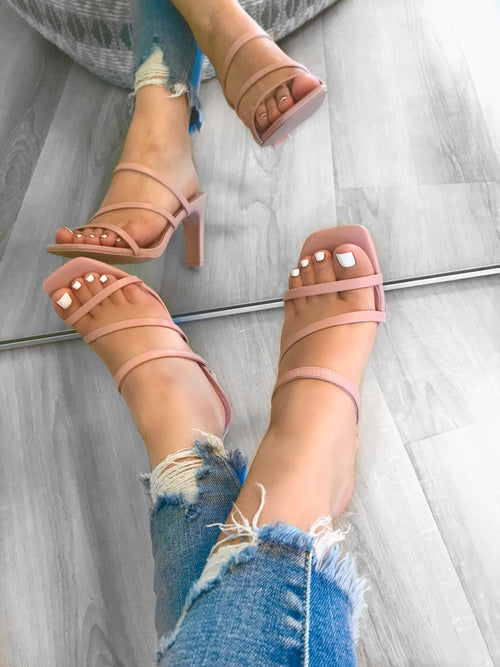 Lovey Heels (Rose)