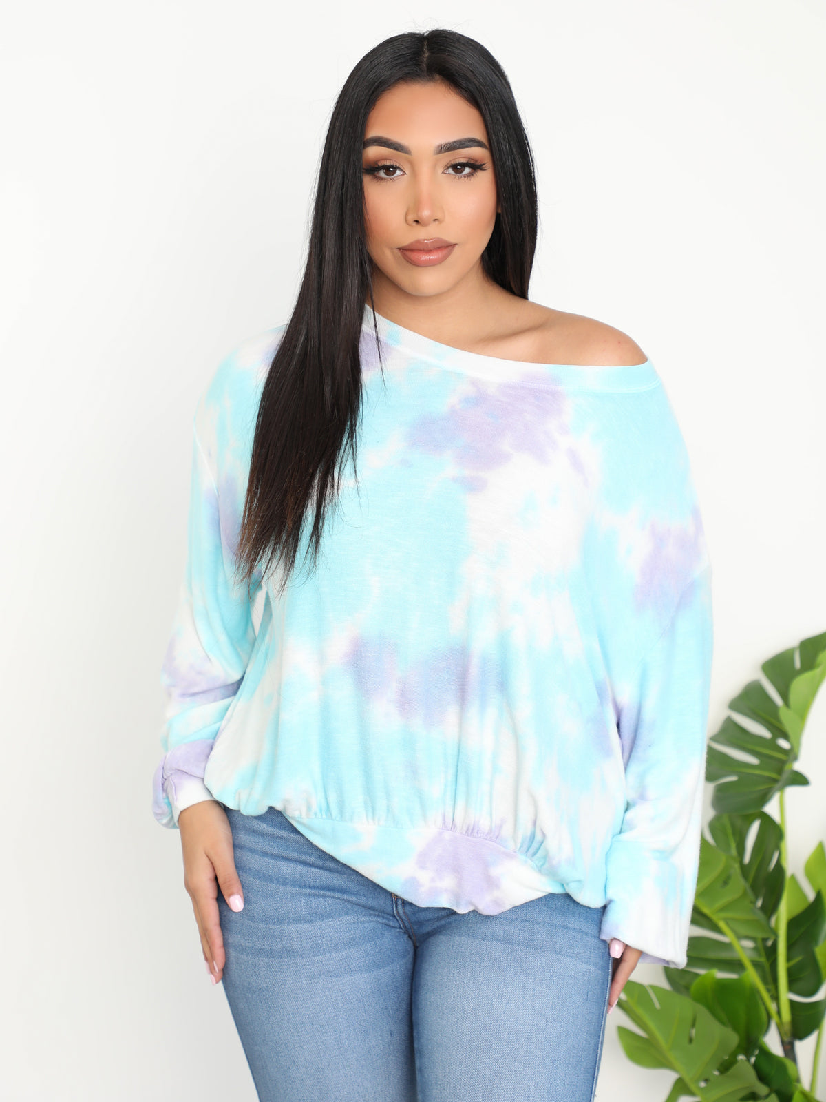 Candy Tie Dye Top