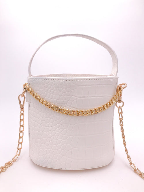 Mandy Bag (White)