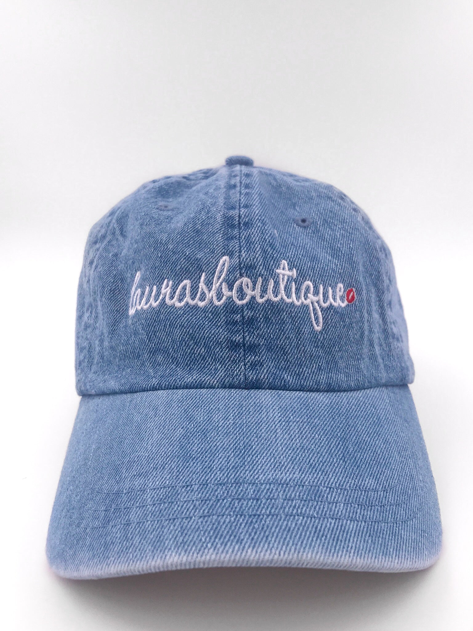 LB Hat (Denim)