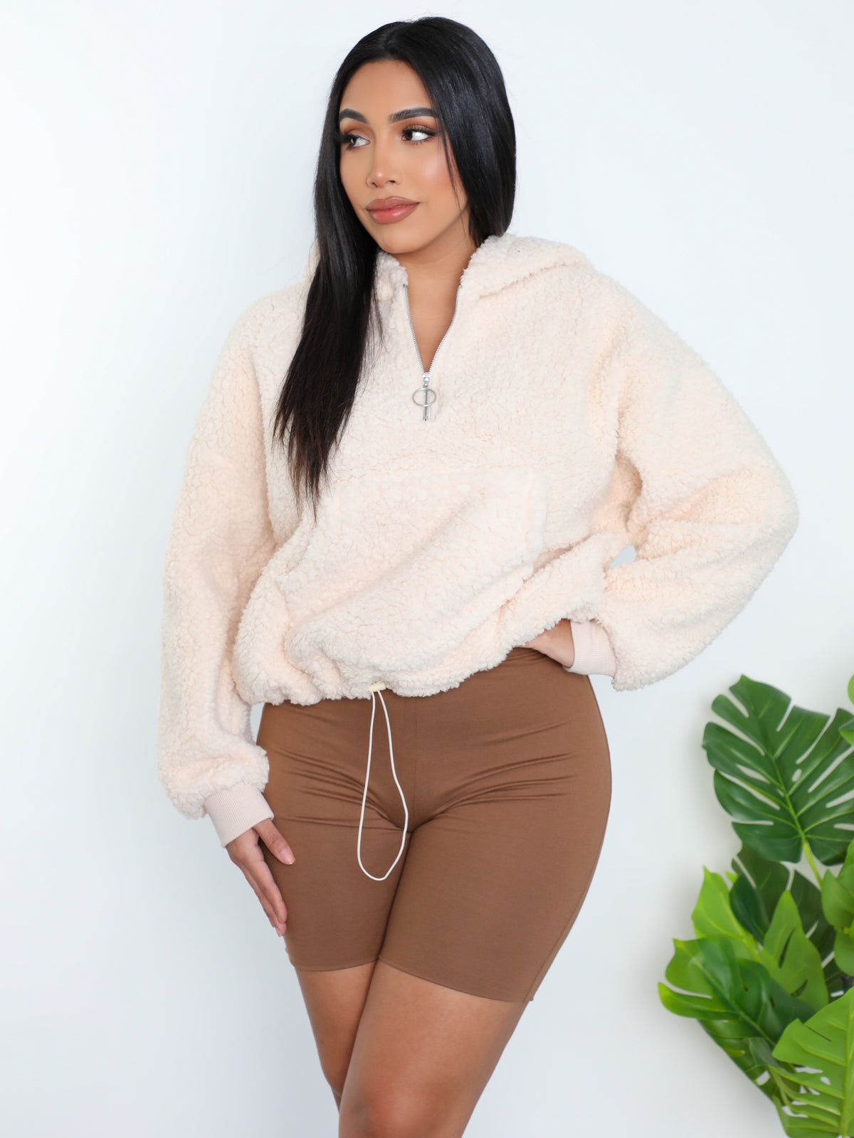 Trish Sweater (Cream)