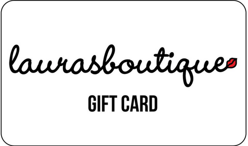 LAURAS BOUTIQUE GIFT CARD