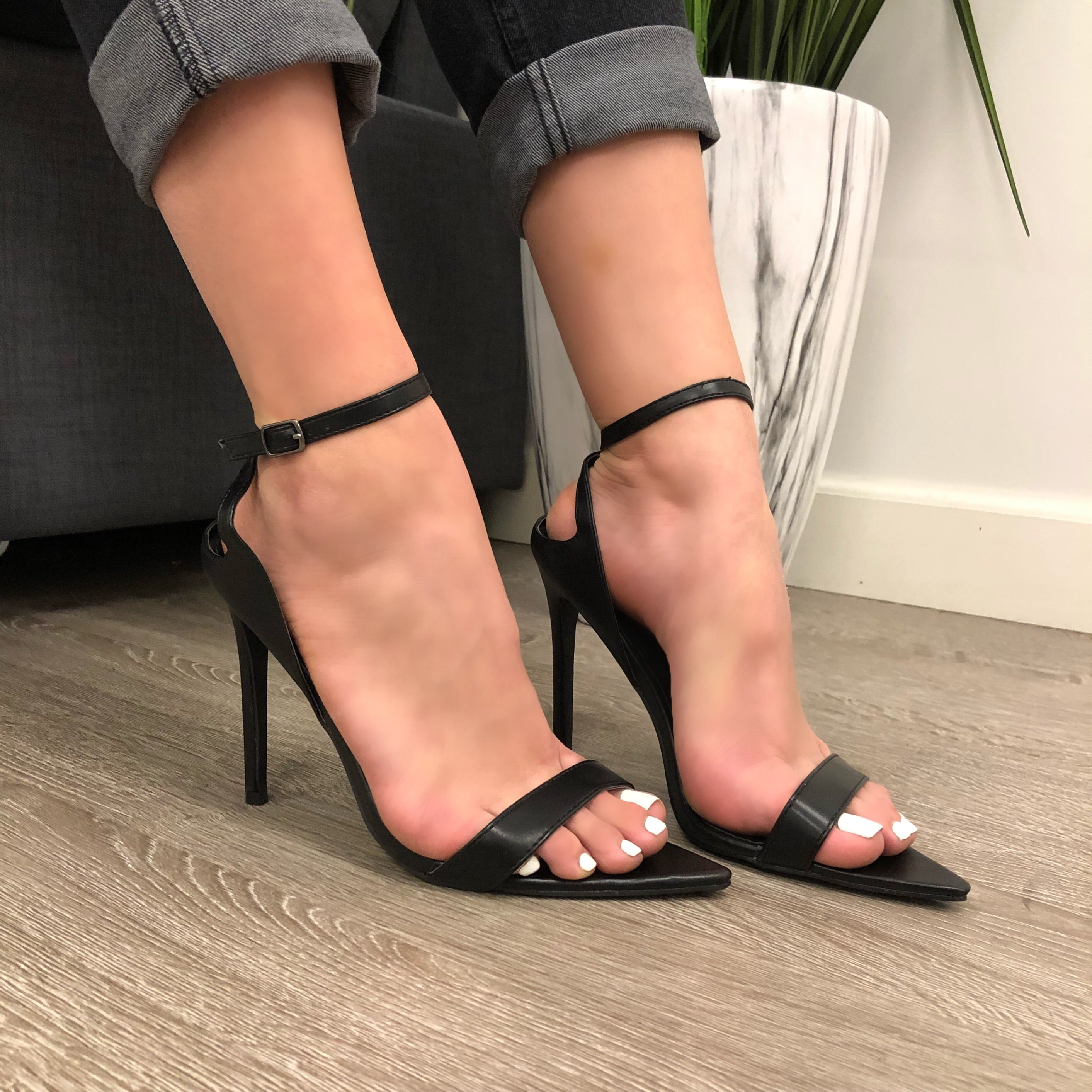 Elite Heel (black)