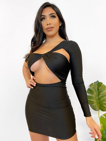Jaelyn Top (Black)