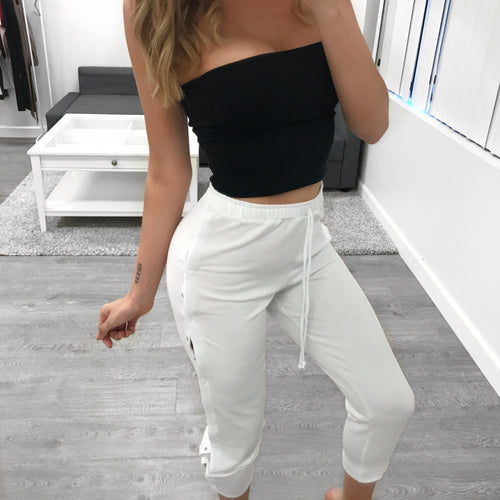 Show it All Joggers (white)