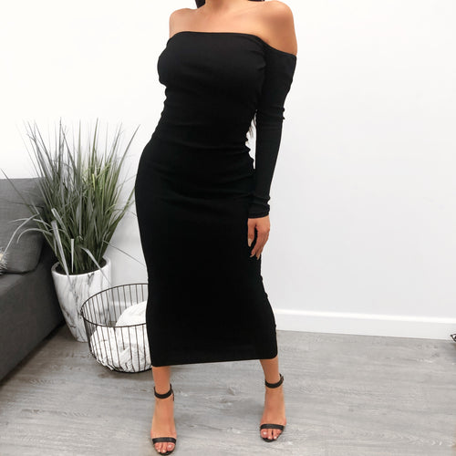 Lylie Dress (black)