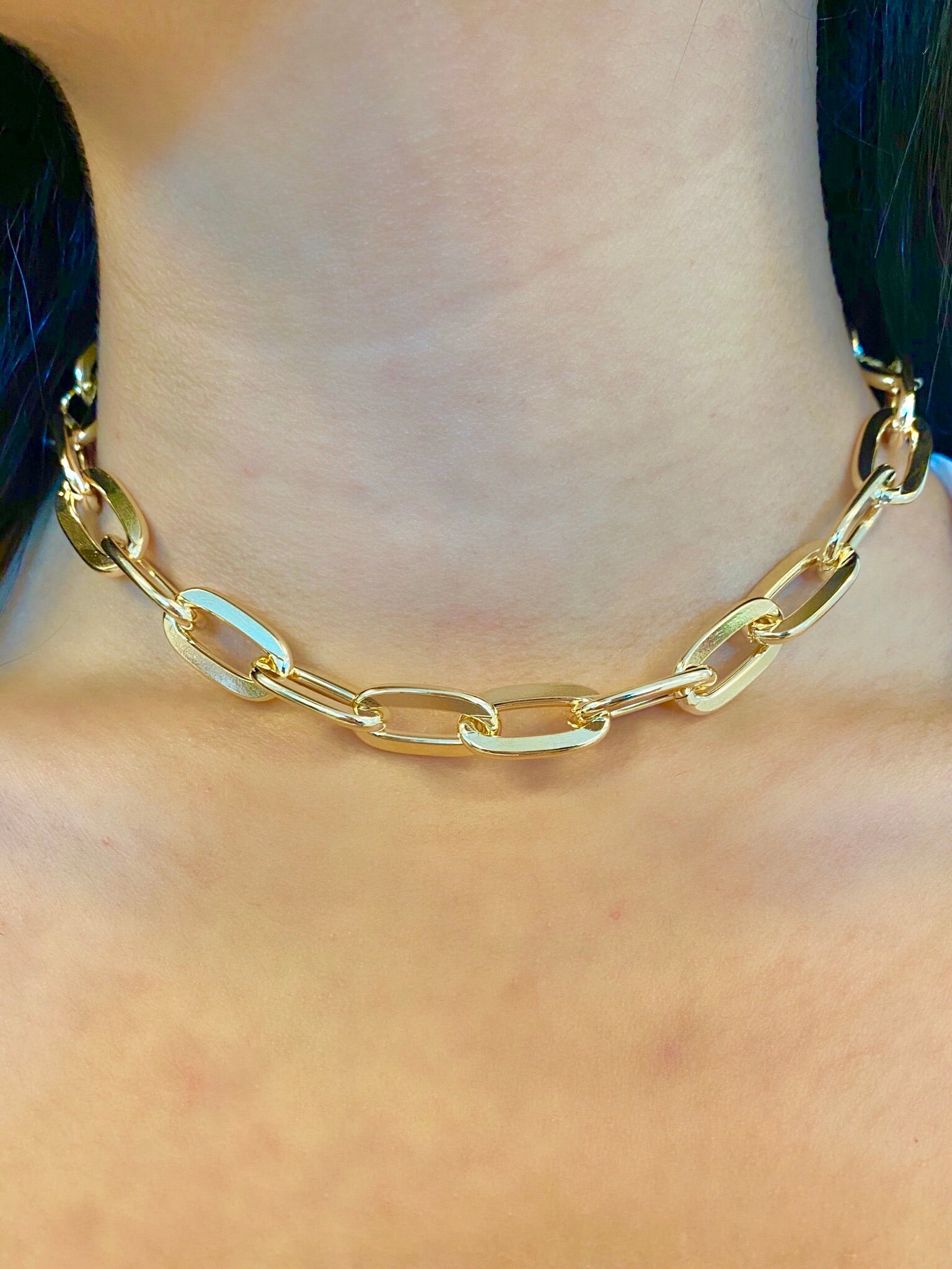 Nick Chain Necklace