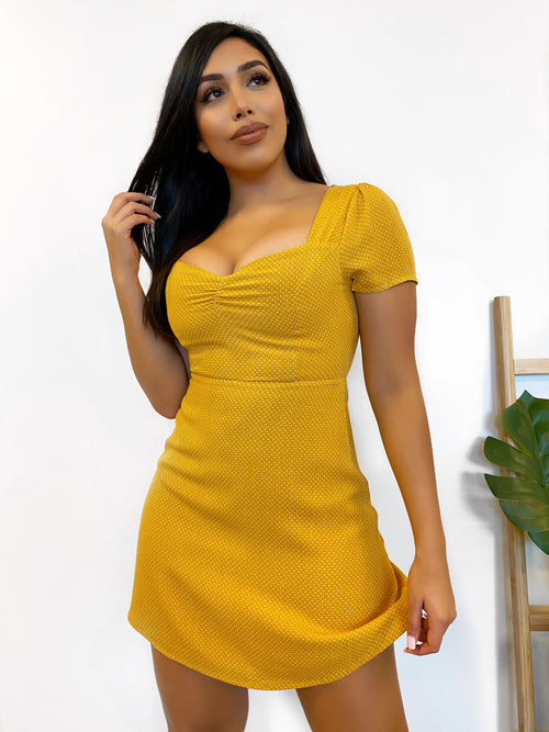 Honey Dress
