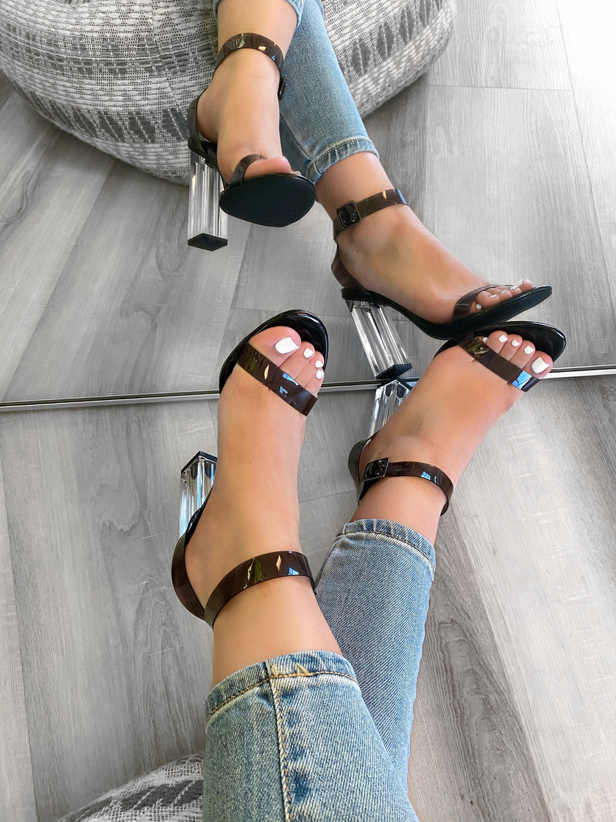 Jocelyn Heels (Black)