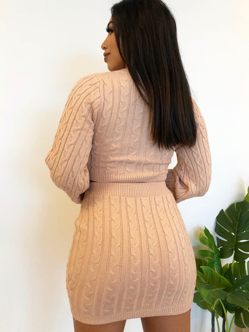 Brenley 2 Piece (Blush)