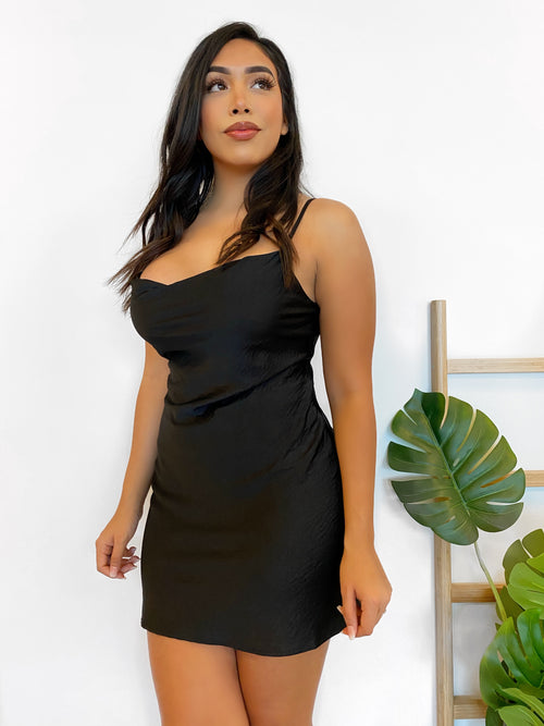 Kaelyn Dress (Black)