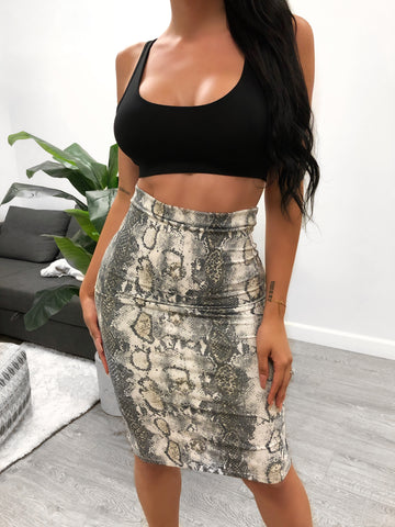 Crystal Skirt