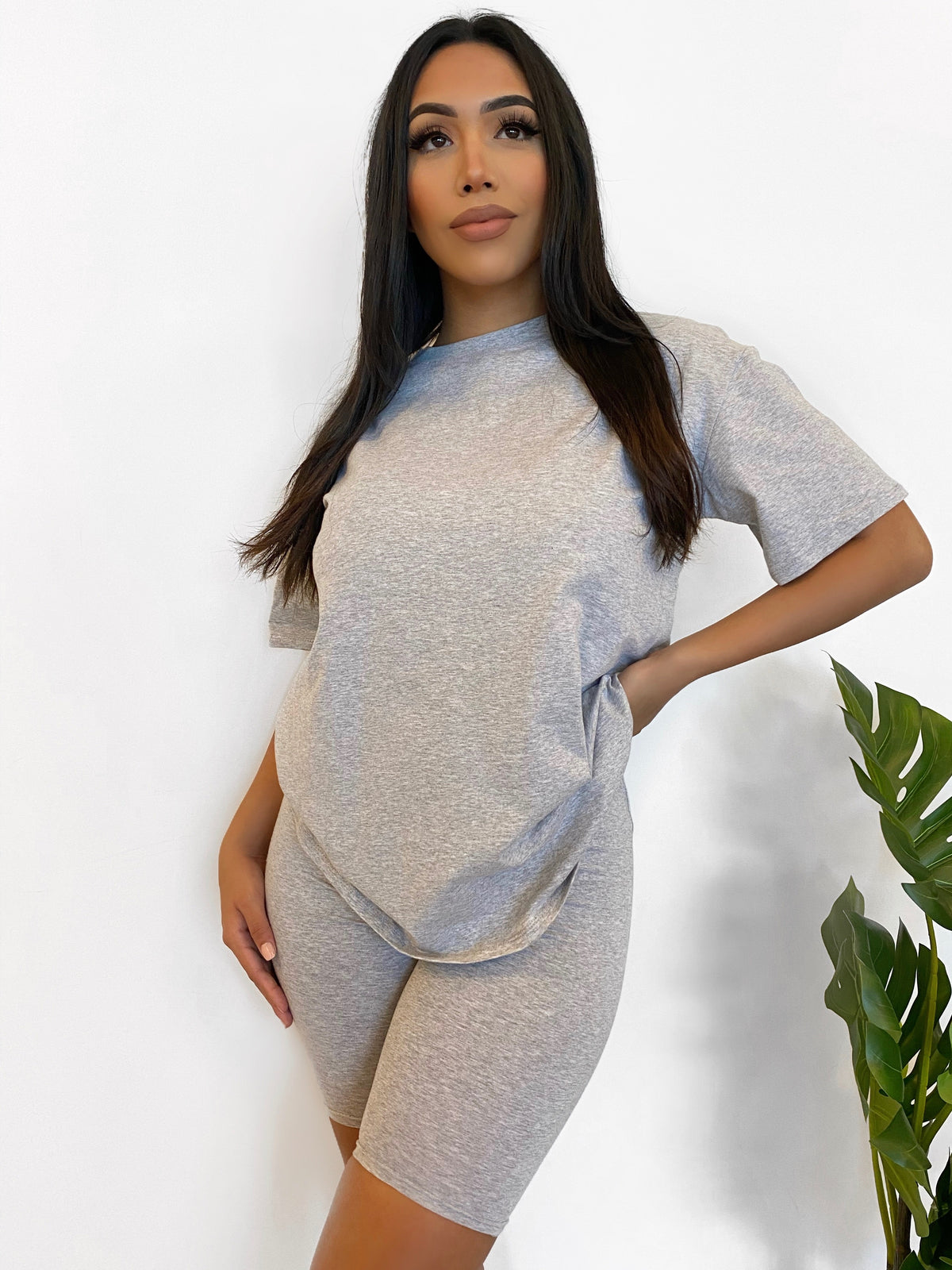 Isabella 2 Piece (Grey)