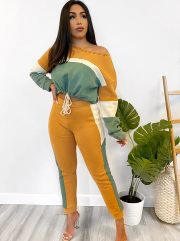 Mauvee Top (yellow)
