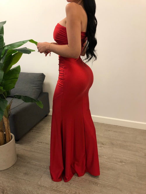 Tana Dress (Red)
