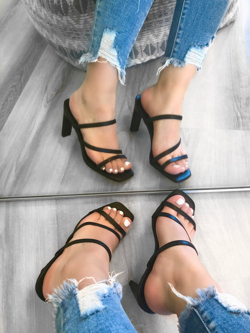 Lovey Heels (Black)