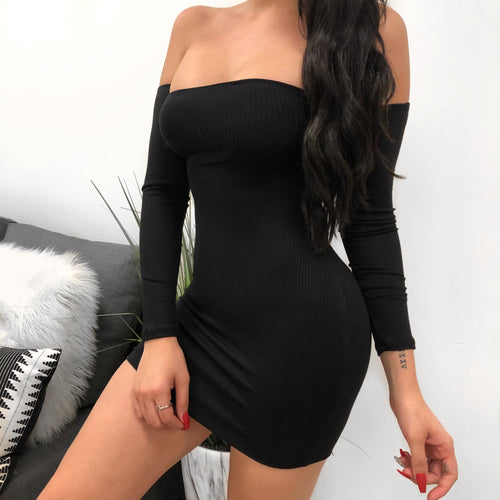 Sierra Dress (black)