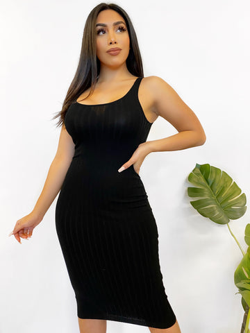 Marci Dress (Black)