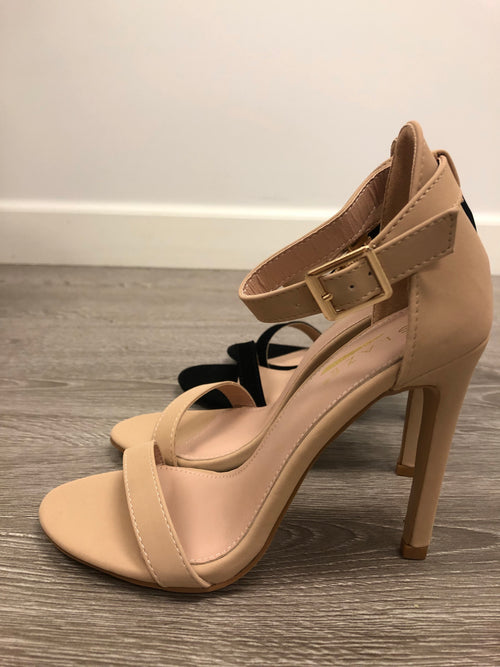 Carry Heel (nude)