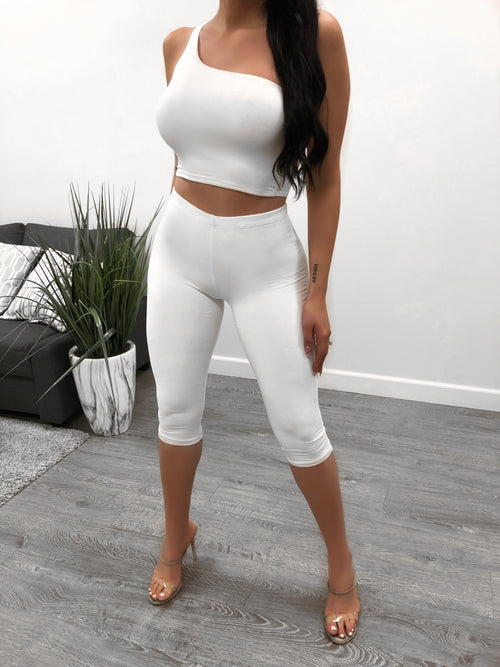 Lilian Leggings (white)