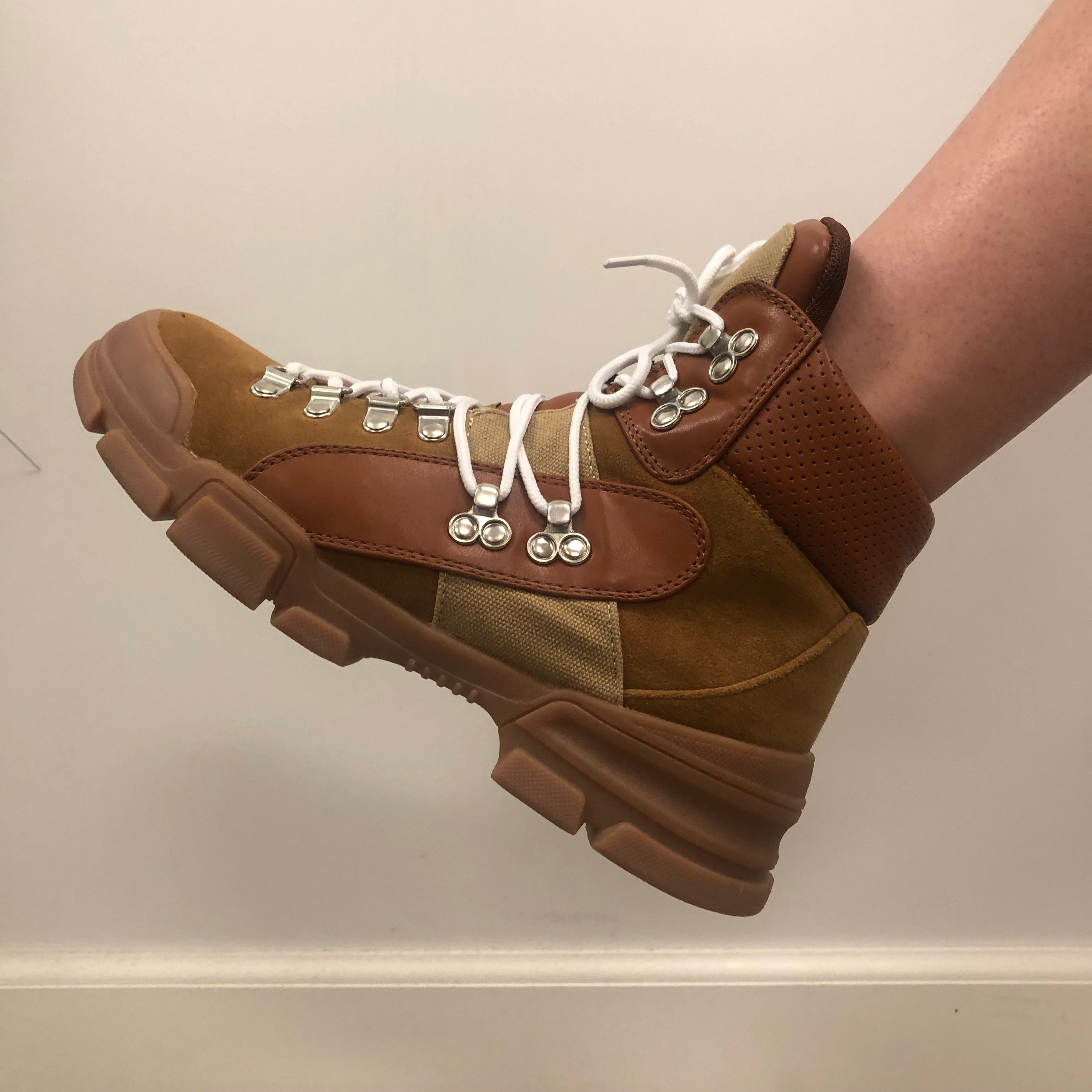 Tammy Boots (camel)