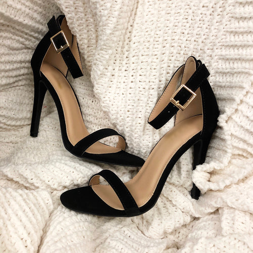 Carry Heel (black)