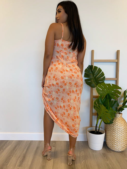 Brianna Long Maxi Dress
