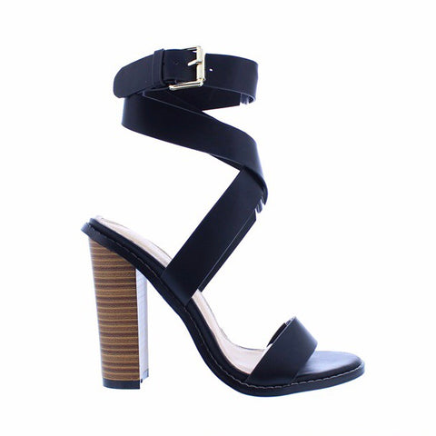 Kelly Sandals (black)