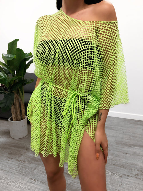 Kelly Cover Up (Lime)