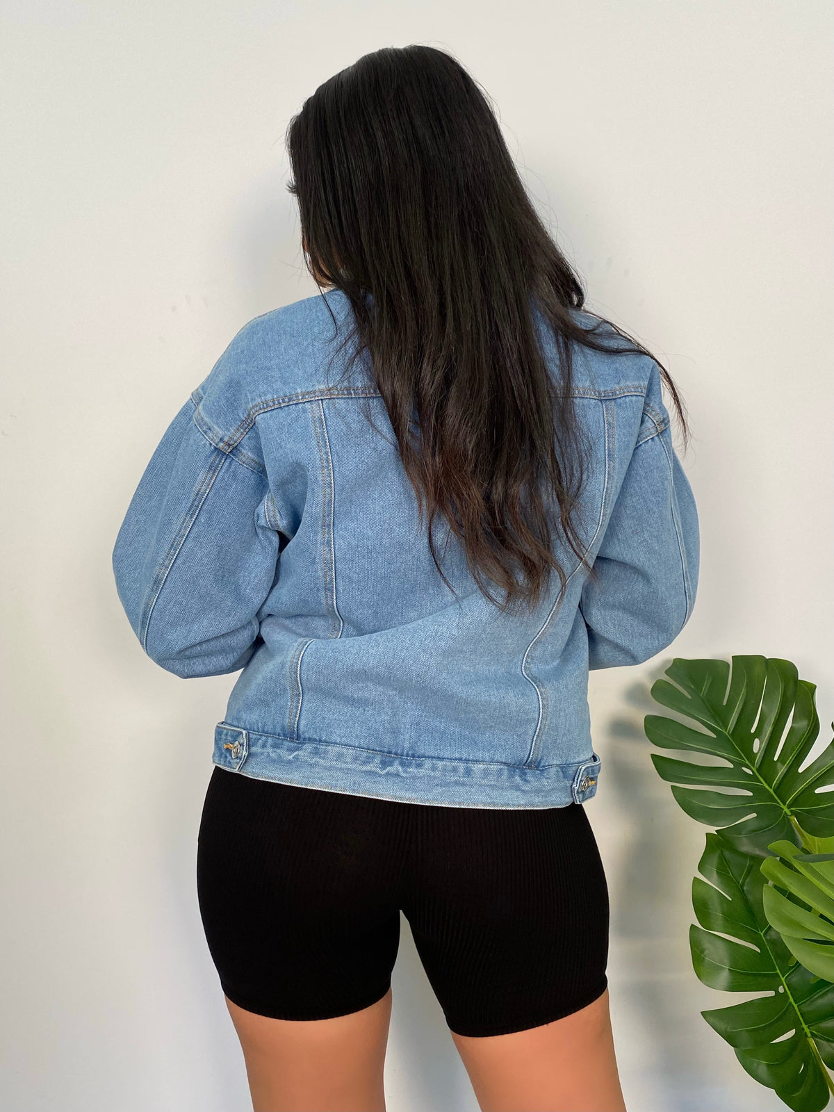 Bailey Denim Jacket (M. Blue)