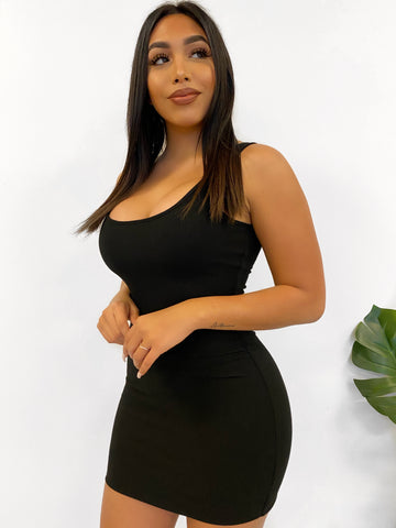 Luna Bodysuit (Black)