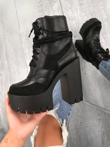 Sorella Booties (black)