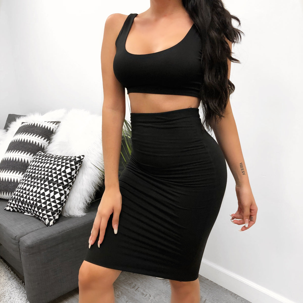 Kenny 2 Piece (black)