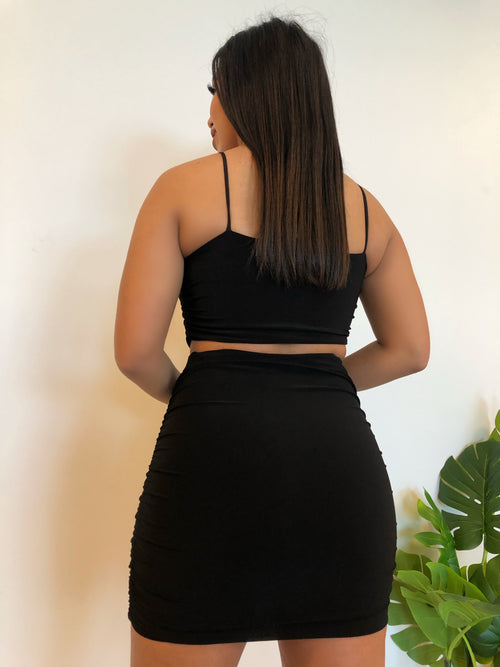 Bellarosa 2 Piece (Black)