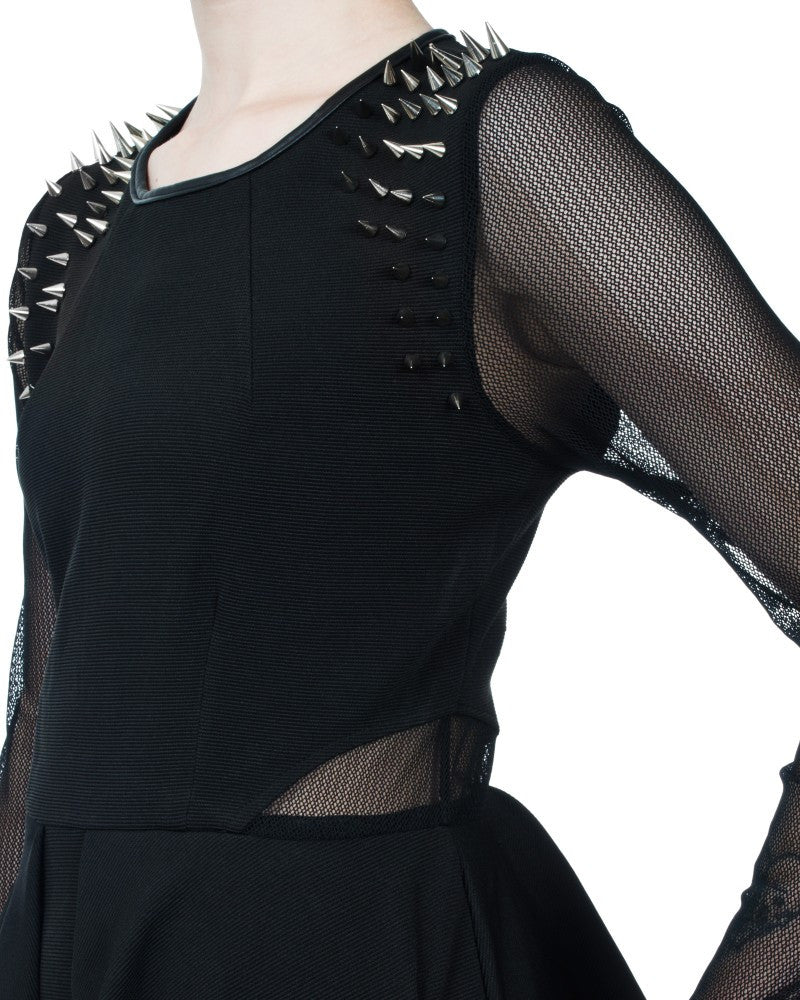 ATHEIST BODY CON DRESS - Eros Mortis
