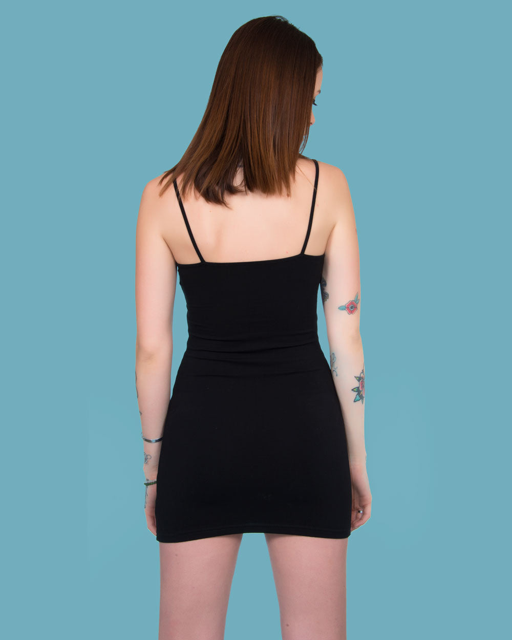 SAD DRESS BLACK - Eros Mortis