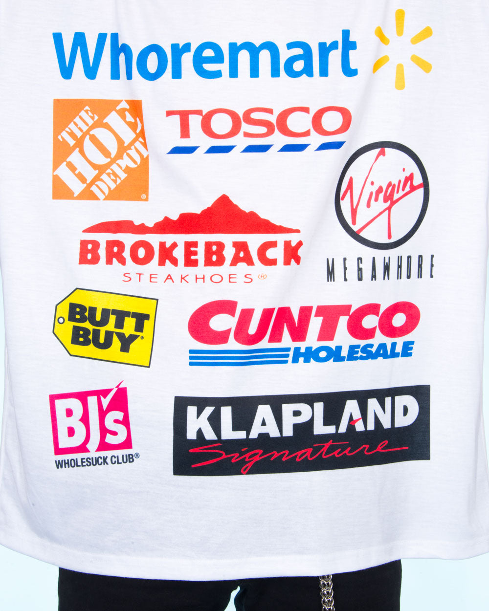 MEGA MALL LOGO BIG TEE