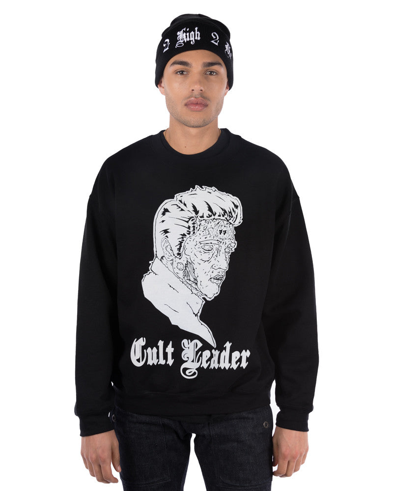 BIG E UNISEX SWEATER - Eros Mortis