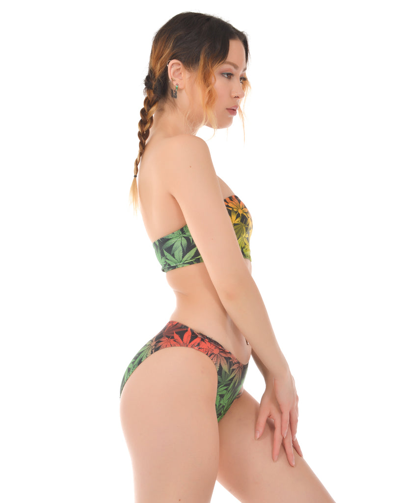 HIGH LIFE TANGA BIKINI BOTTOM - Eros Mortis