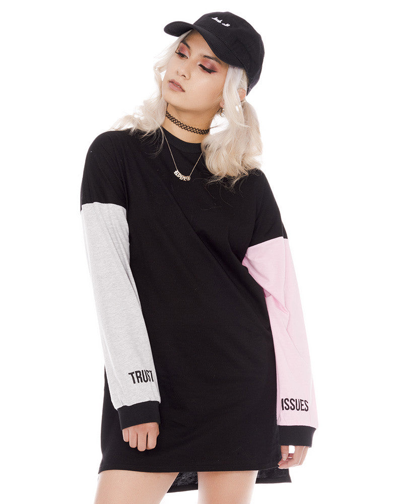 DELICATE TEE DRESS - Eros Mortis