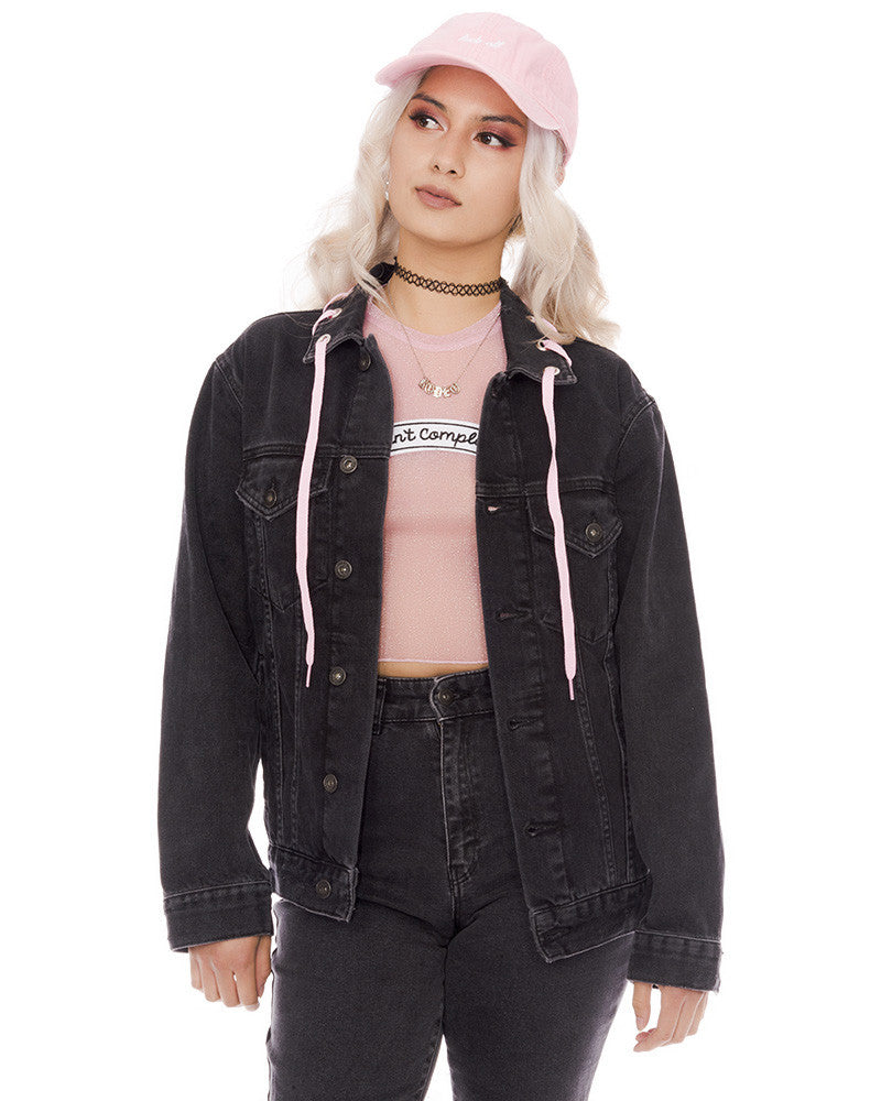 SHACKLE DENIM JACKET