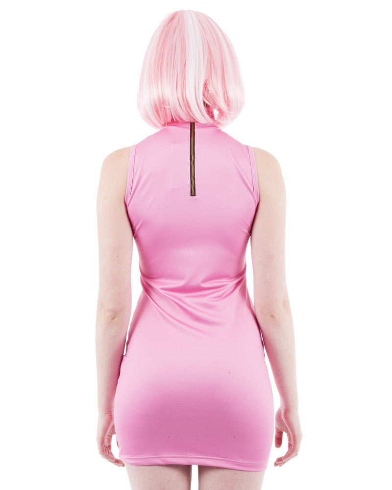 LICK MY ICE CREAM MINI DRESS - Eros Mortis