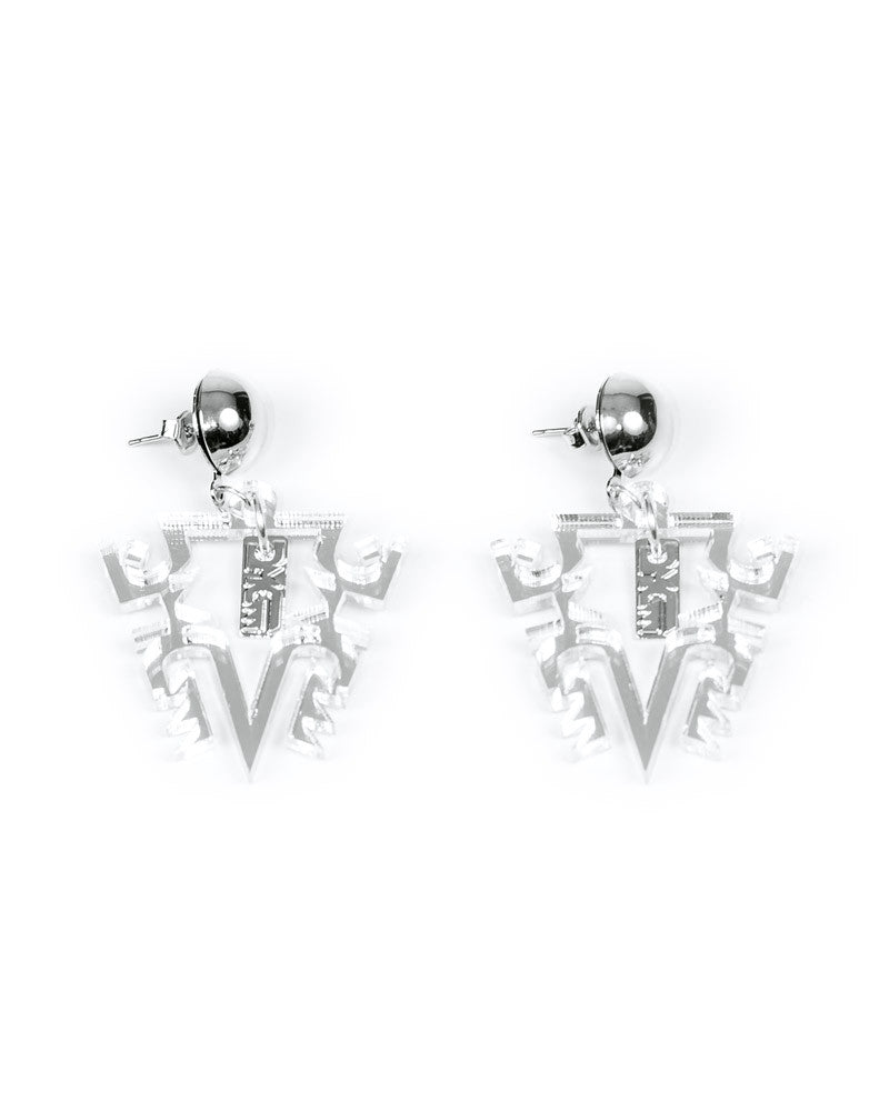 DMG TRIBAL EARRINGS - Eros Mortis