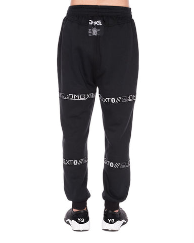 BASIC STRAP SWEATPANTS