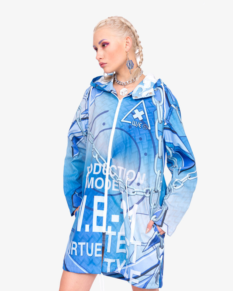 TEST TYPE RAINJACKET