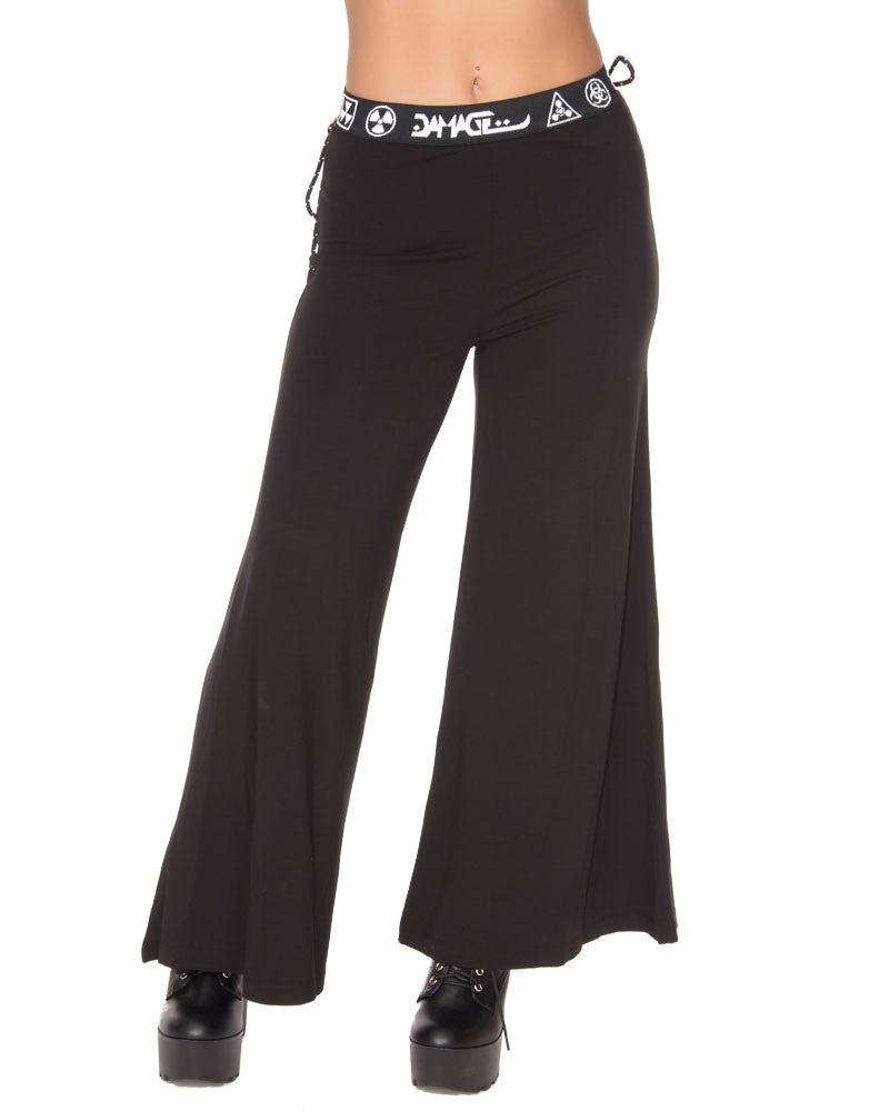 DMG BASIC BLACK CULOTTES