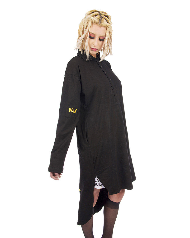 AT UR FUNERAL POLO TUNIC - Eros Mortis